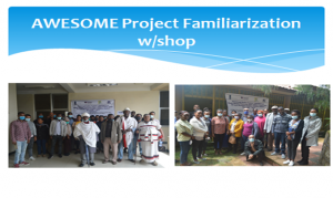 Read more about the article Awesome Project Familiarization Workshop