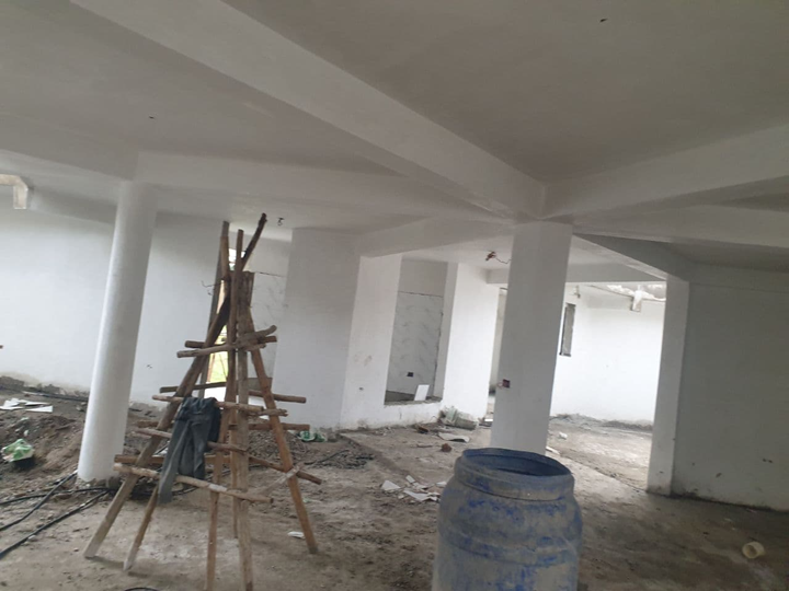 You are currently viewing Progress of the Girls' Centre Construction in Sebeta town